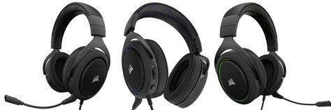 Corsair Hs50 Stereo Gaming Headset Carbon corsair luncurkan gaming headset stereo hs50
