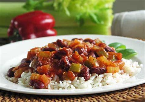 Rote Und Grüne Küche by Beans And Rice Rote Bohnen Und Reis Usa Kulinarisch