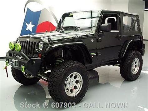 Moab Industries Jeep For Sale Sell Used 2011 Jeep Wrangler Sport 4x4 Lifted Moab