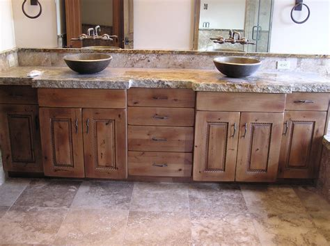 Rustic Style Bathroom Vanities 36 Rustic Bathroom Vanities Ideas Cabinets Beds Sofas And Morecabinets Beds Sofas And More