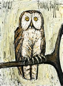 Owl Bedroom We Love Bernard Buffet