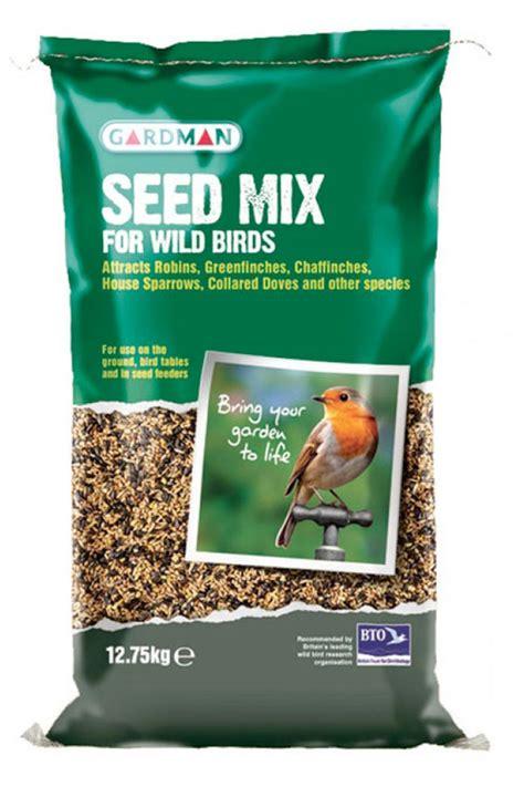 gardman wild bird seed mix codsall wergs garden centre