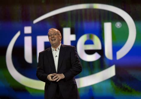 intel ceo paul otellini to retire as the chipmaker