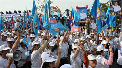 Cambodia Science Md 50 Cambodia Election Watchdog Slams Capital Ban On Caign