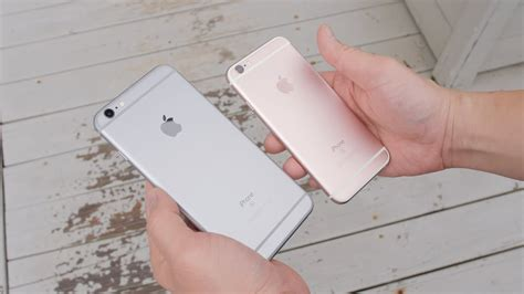 apple iphone     dual unboxing  comparison rose gold youtube