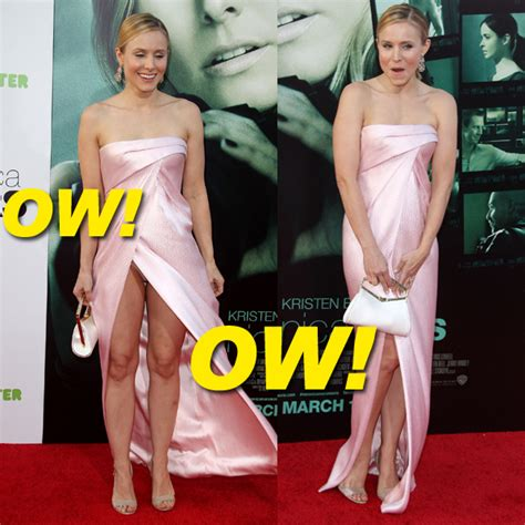 female celeb wardrobe malfunction veronica mars los angeles premiere held at the tcl chinese