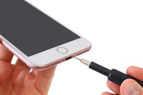 Hair Dryer To Fix Iphone Wifi how to teardown iphone 7 plus to replace screen battery replacement