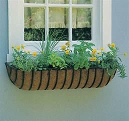 hayrack planter haystack planter window box trough