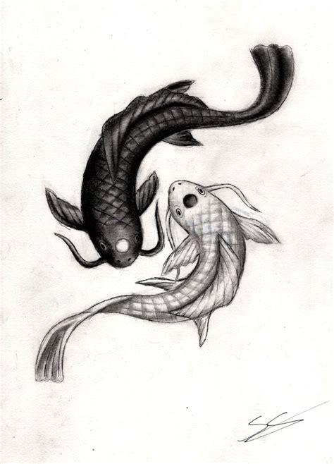 tattoo was passt zum koi 9 besten t 228 towierung bilder auf pinterest yin yang