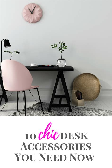 10 chic desk accessories you need now pretty by post