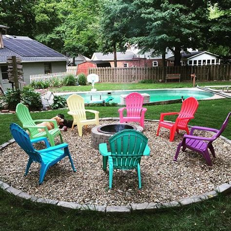 How To Make A Area In Your Backyard by 25 Best Ideas About Backyard Pits On