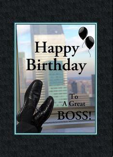 happy  birthday boss     vintage grunge mustache card boss birthday