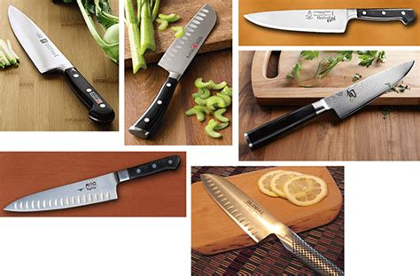 top kitchen knives brands best chef knives six recommendations kitchenknifeguru
