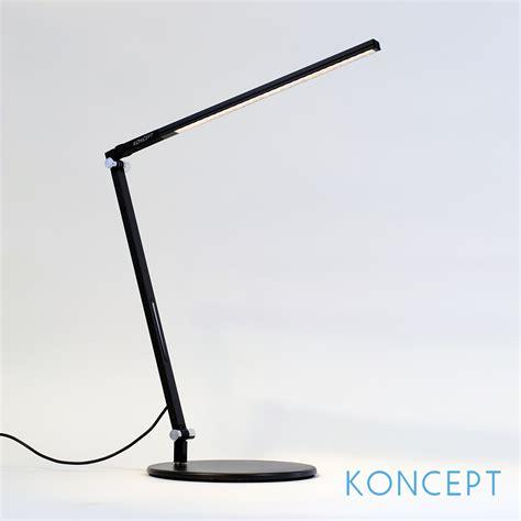 desk led light bar z bar solo mini led desk l koncept modernoutlet