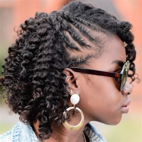 pictures and techniques for natral hair twisting for black woman 75 most inspiring natural hairstyles for short hair in 2017