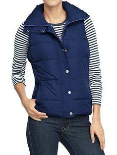 Ivora Drawstring Vest In Navy womens canvas drawstring vests this is great for our