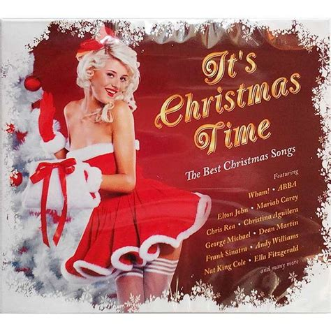 it s christmas time the best christmas songs by various