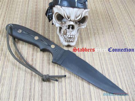 newt livesay knives newt livesay knife co model 5c fighter
