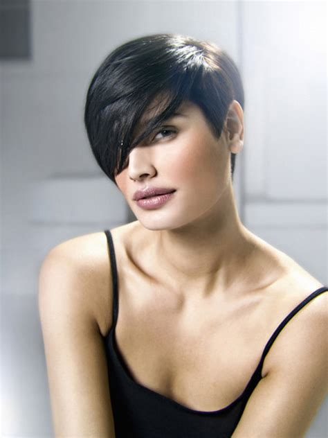 short haircuts for fine dark hair hairstyles for black women with thin hair hairstyle for