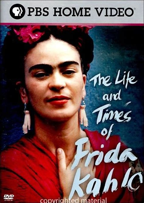 frida kahlo biography film the life and times of frida kahlo 2004 on collectorz com