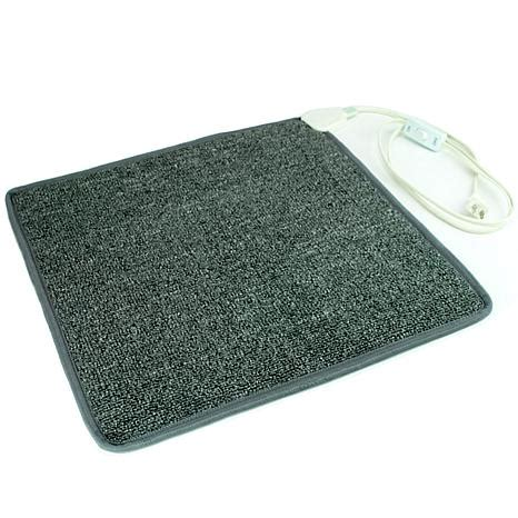 Heated Rubber Floor Mats - cozy products 174 heated rubber floor mat 8570370 hsn