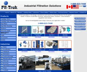 filtration solutions and services for fil trek industrial filtration fil trek industrial filtration solutions