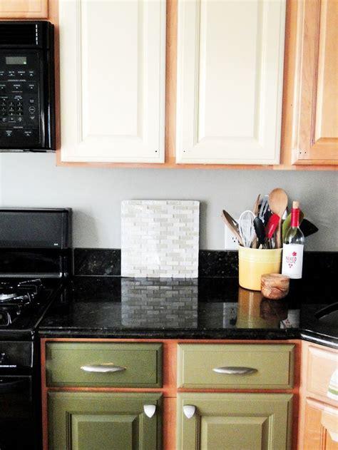 ideas de gabinetes de cocina de dos tonos  realmente genial kitchen cabinet trends