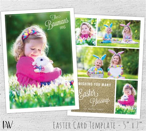 photoshop template easter easter card template photoshop template easter card