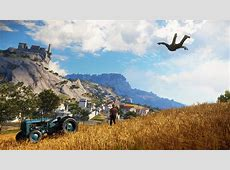 New Just Cause 3 PS4/Xbox One Screenshots Shows ... Xbox 1 Vs Ps4 Size
