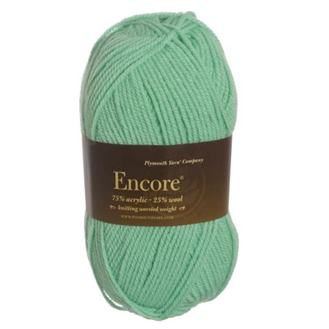 plymouth encore yarn sale plymouth encore worsted yarn 0474 green isle at jimmy