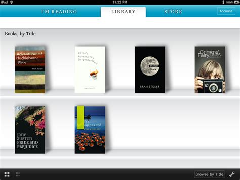 a look at ereaders for the kobo and ibooks slaw