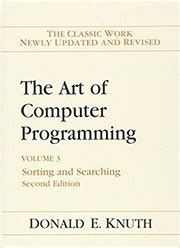 art of computer programming knuth the art of computer programming open library