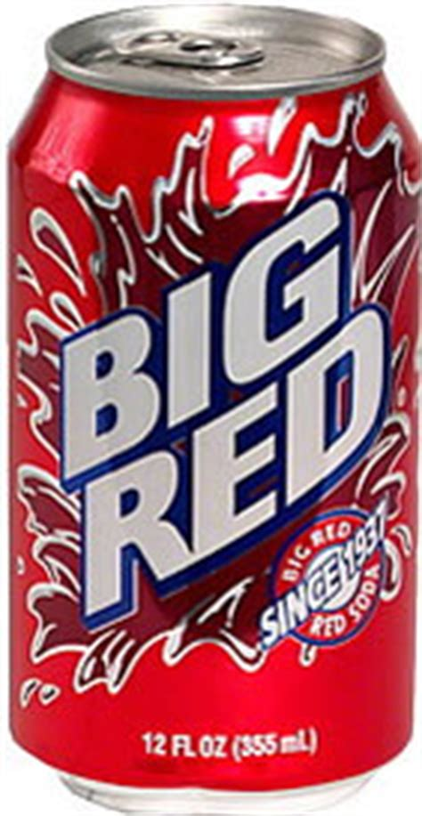 Caffeine in Big Red Soda