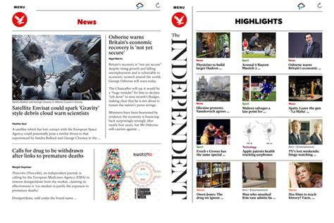 newspaper layout app mediatel newsline the independent launches hybrid