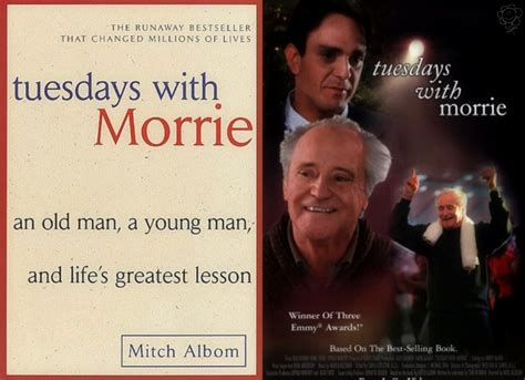 Tuedays With Morrie Ways Of Thinking October 2016