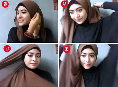 tutorial hijab ala atalia kamil tutorial hijab pashmina kuliah ala natasha farani 2017