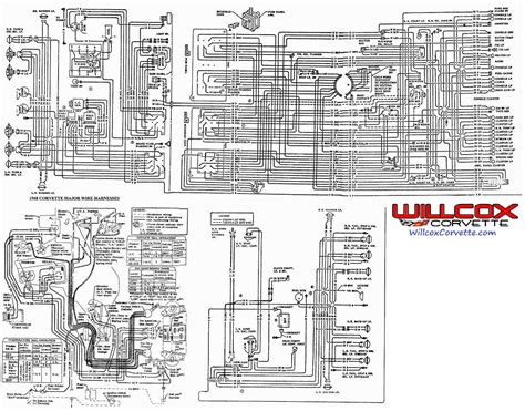 1968 corvette wiring diagram 28 wiring diagram images