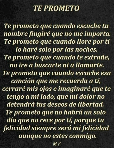 imagenes de te prometo amor eterno 1000 images about citas on pinterest frases amor and