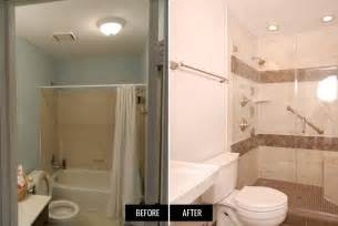 small bathroom remodels before and after project before afters select kitchen and bathselect