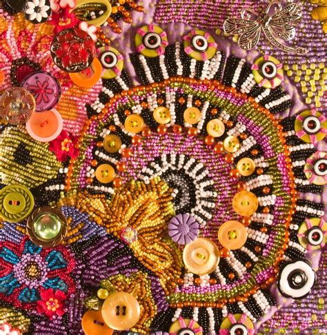 Beaded Quilts by 17 Best Images About Beading On Circles