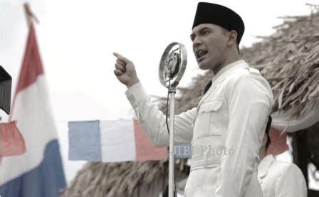 film indonesia merdeka besok pemeran film soekarno sapa solo baru hiburan