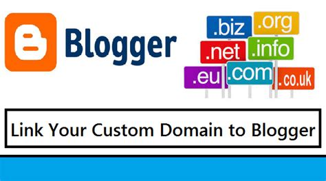 blogger https custom domain how to link your custom domain with blogger share your