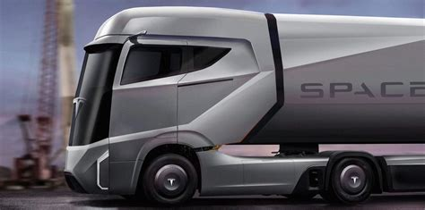 elon musk electric truck tesla semi all electric truck to be unveiled in september