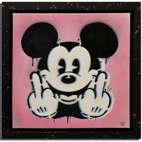 Mickey Original mickey mouse pink original