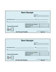 Free Rent Receipts Templates House Rent Receipt Format Doc Image Search Results