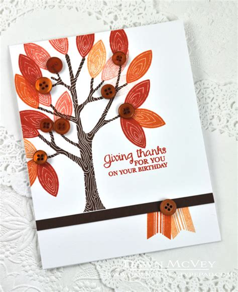 November Birthday Cards My Favorite Things Homemade Holiday Gifts Tags More