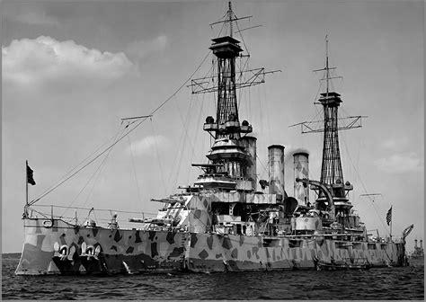 uss new jersey sinks island vintage photographs of battleships battlecruisers and