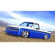 Custom Chevy Silverado Lowrider