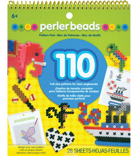 pattern book ideas perler idea book pattern pad joann