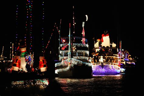newport beach boat parade live stream best of christmas ships for the holidays 171 cbs seattle